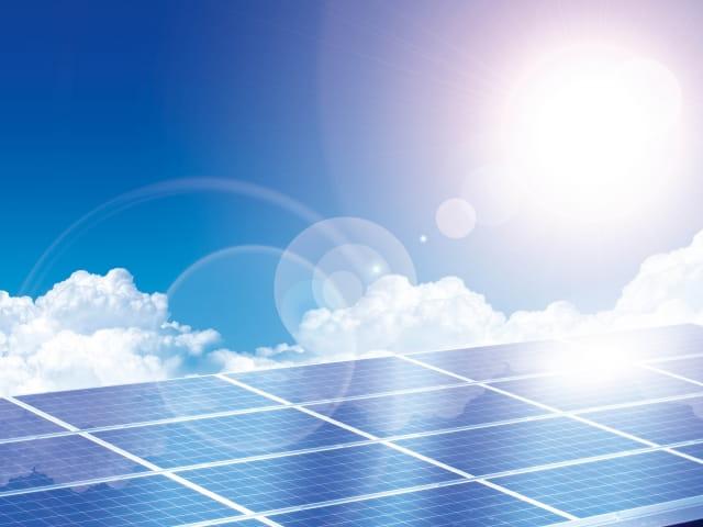 太陽光発電セット