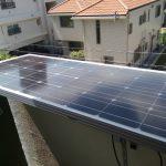 太陽光パネルからの充電量が減った原因と対策