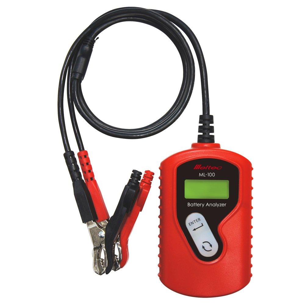 バッテリーの測定
