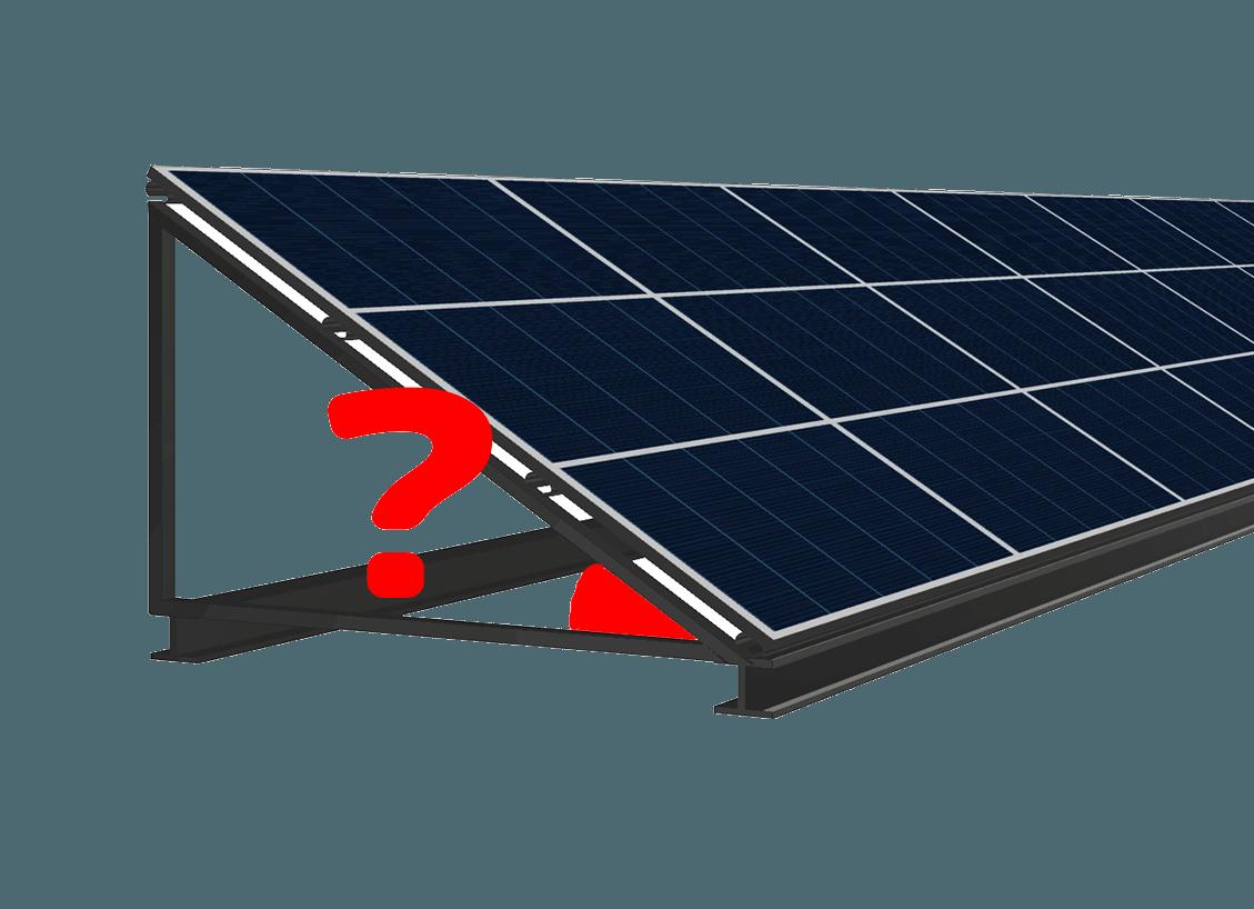 太陽光パネルの最適な角度