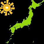 Q.太陽光発電に適した県は?
